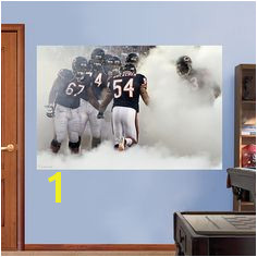 Chicago Bears Fathead Wall Decals & More
