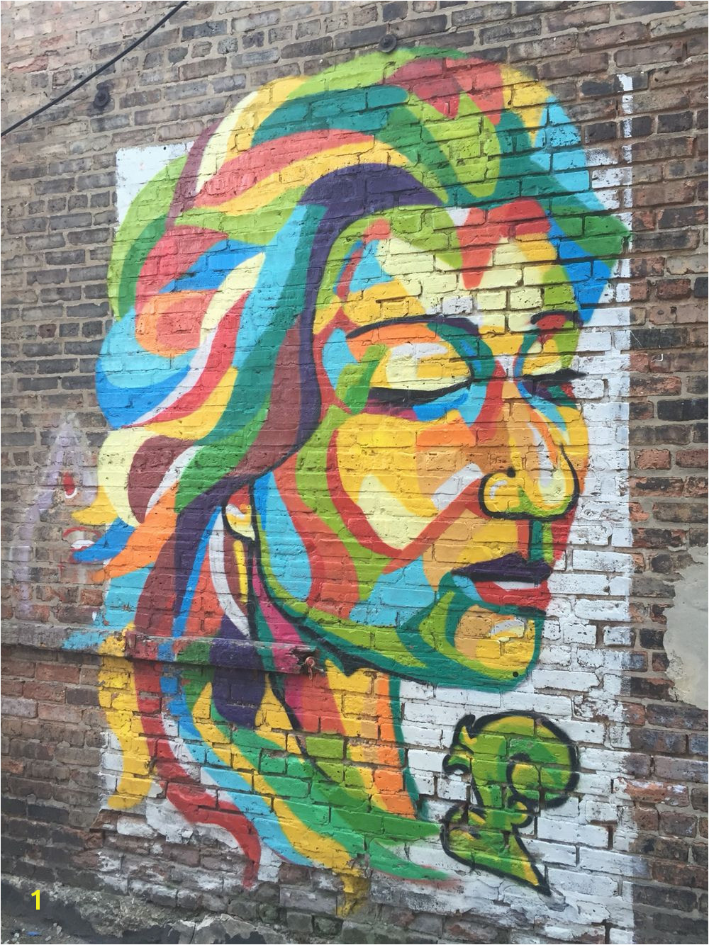 Mural in Pilsen Chicago Chicago Street Chicago Art journalism Street Art