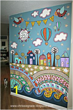 146 Wall Painting and Decoration Ideas for Kids Bedroom uristarchitecture