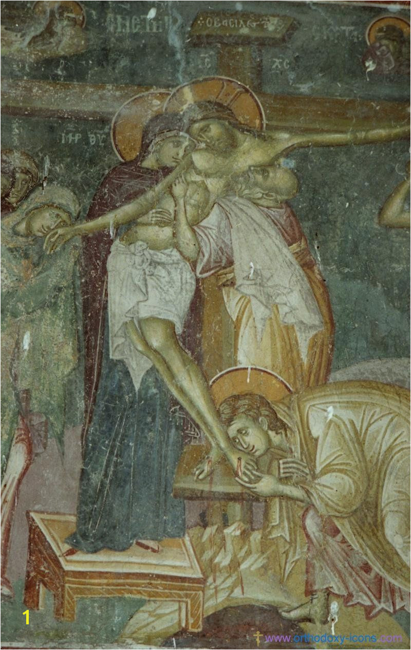Frescoes of the Church of St Nikita Serbia 1320 Part III