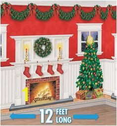 Christmas Scene Wall Murals 10 Best Winter Wonderland Scene Images