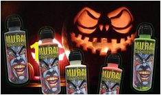 The season of spookiness is here Chroma Mural Paint Markers in Acid Fury