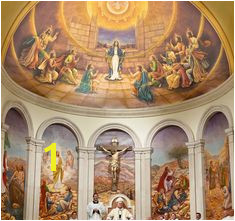 Church Murals for Baptistry 36 Best Sacred Art Images