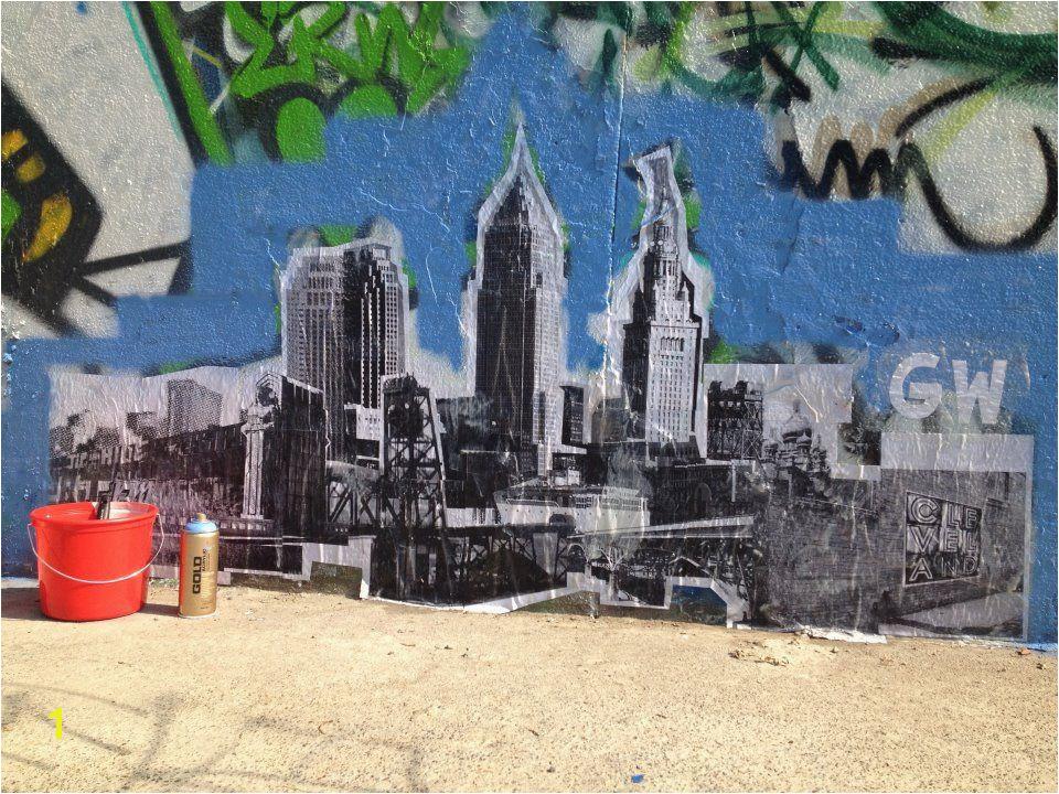 Cleveland Murals Garrett Weider