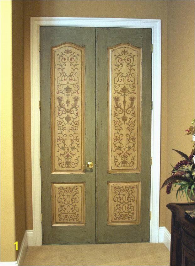 Painted Doors Jeff Huckaby Painting