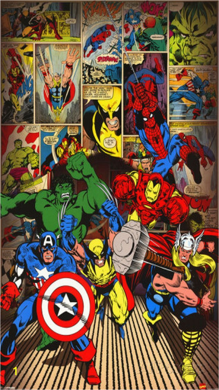 Comic Book Wall Murals original Ic Book Wallpaper Hd Google Search Ics