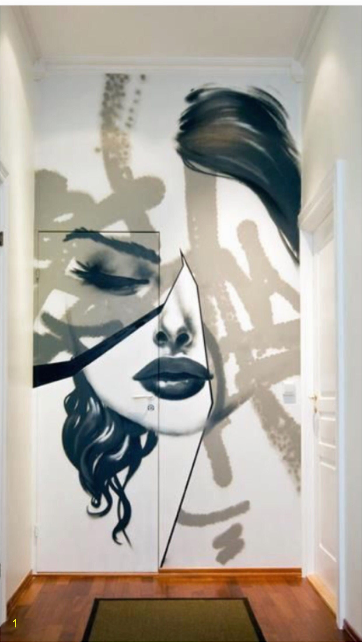 Salon mission for Blush Super mercial Art Graffiti Art