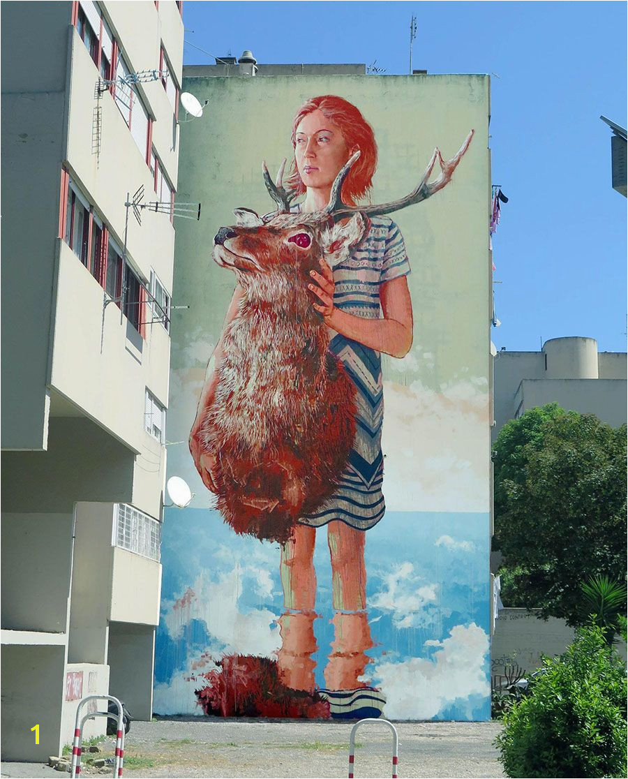 Stunning Murals Inspired by Social Issues