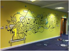 Sumo Digital Get A Loada Geo Mural Art Wall Murals Wall Art