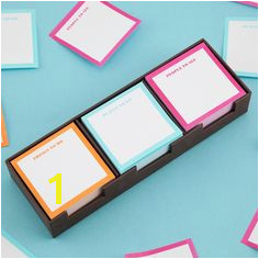 Kate Spade Sticky Note Set Cute Cubicle Work Cubicle Cubicle Ideas fice Necessities