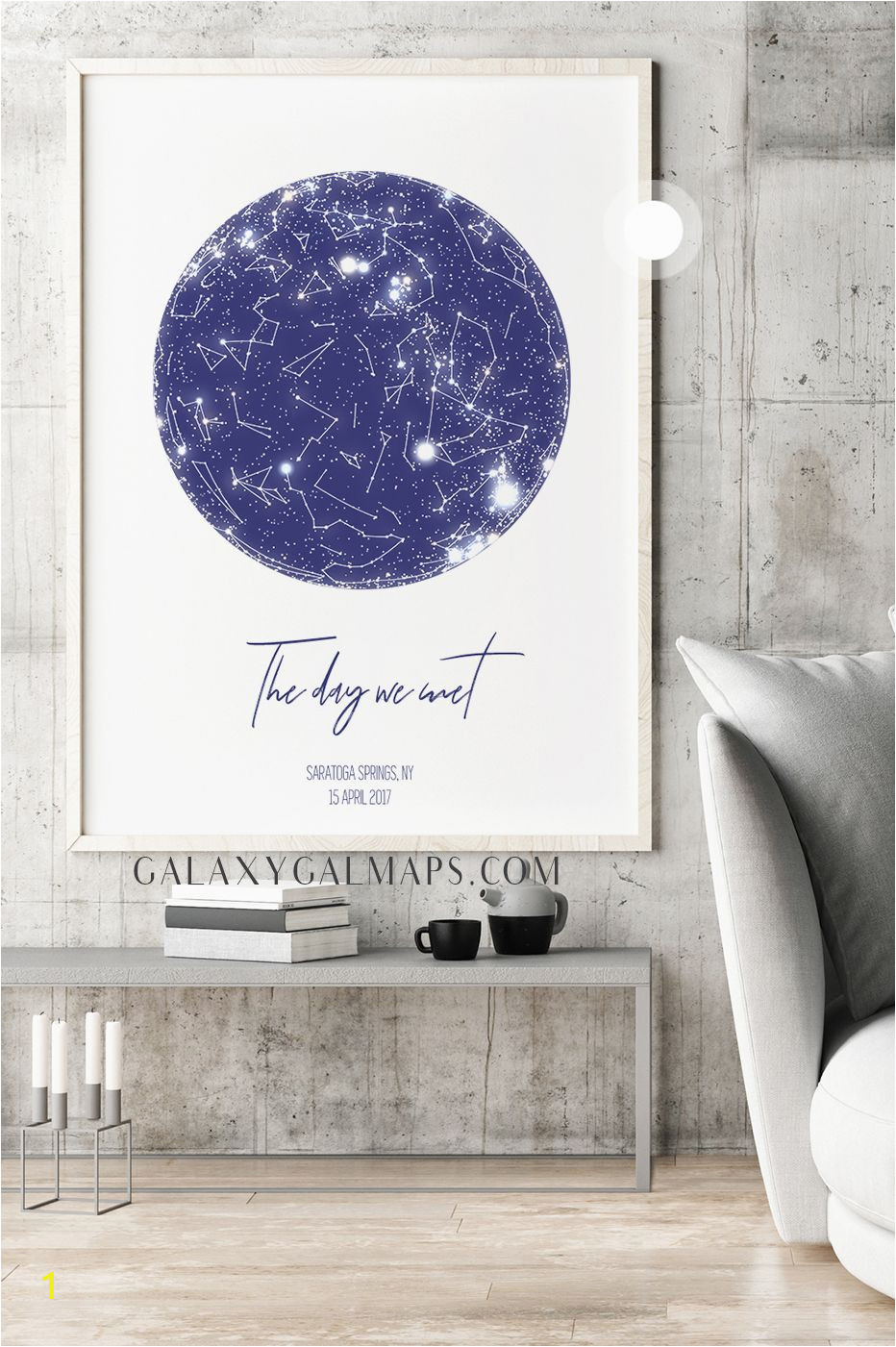 Personalized Star Map Astronomy Print Wall Art Art Printable Fischer Set Three Bohemian Backdrop Minimilist Art