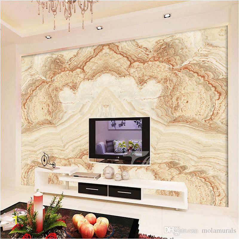 Custom Any Size 3D Wall Mural Wallpapers For Living Room Modern Fashion Beautiful New Murals Wallpaper Home Decor Canada 2019 From Molamurals