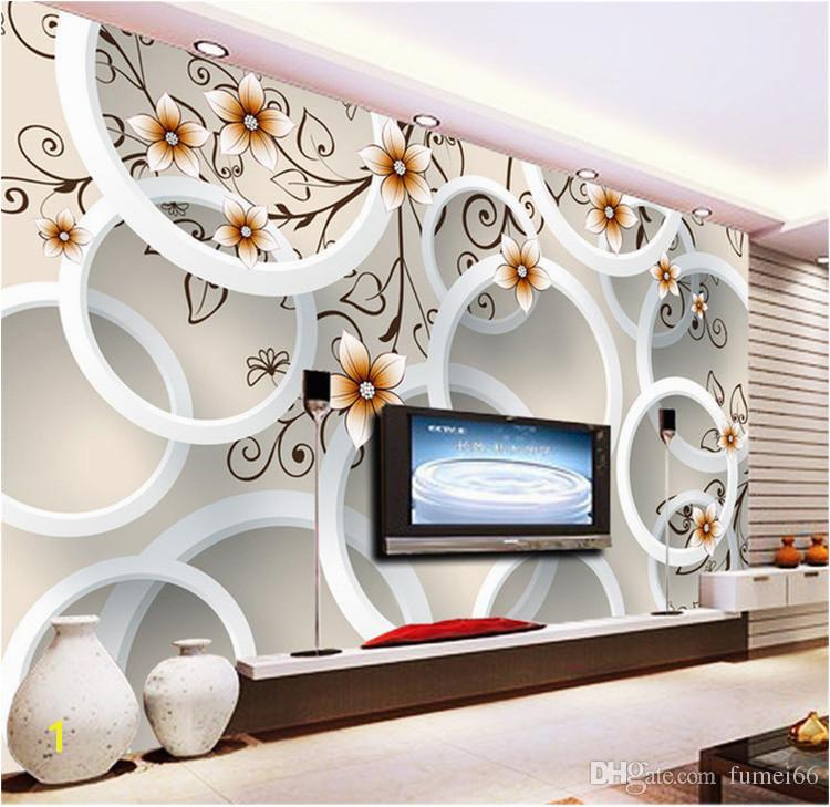 Custom 3D Wallpaper Design Flowers Kitchen Bedroom Living Room Wall Murals Papel De Parede Para Quarto Free Animated Wallpaper Free Animated
