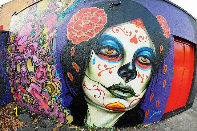 el mac photorealistic street art gallery 37 El Mac Graffiti Murals Street Art Graffiti