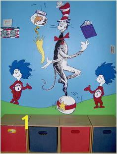 big brother s Dr Seuss nursery