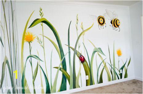 Daycare Murals Little Critter Playroom In 2018 Nursery Pinterest