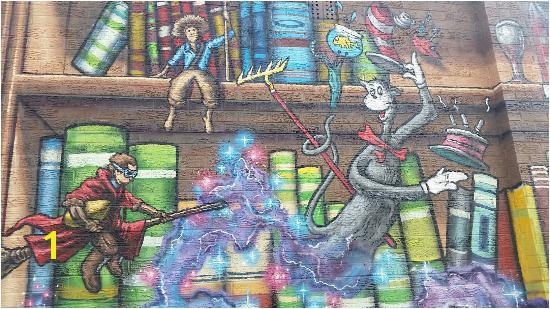 BookBar Wall decoration kids reading room