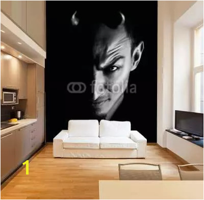 Devil Advocate Wall Mural 60 662 Devil Evil Wall Murals Canvas Prints Stickers