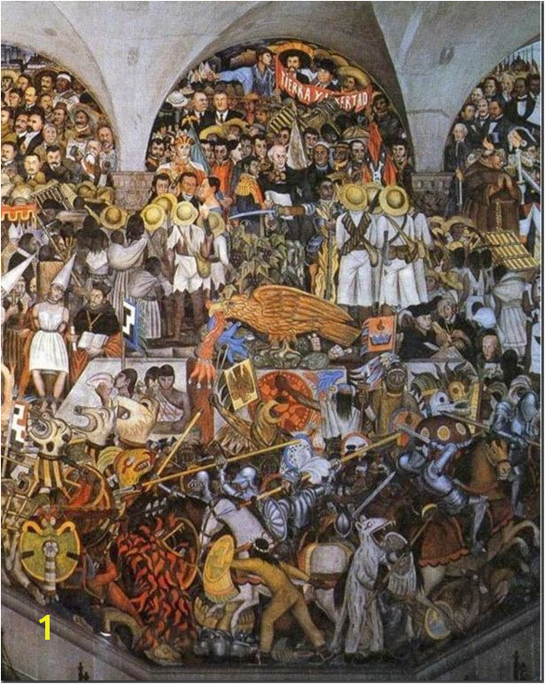 Jose Antonio Bru Blog El muralista Diego Rivera El socialismo y la historia de México