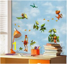 Found it at Wayfair 36 Piece Peel & Stick Wall Decals Wall Stickers Dinosaur Train Wall Decal Set