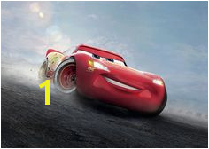 Transform your room into a racetrack with our Disney Cars wall murals and bring the
