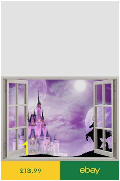 Disney Castle Wall Murals 41 Best Disney Decals Images In 2019