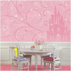 Disney Princess Scroll Castle XL Wallpaper Mural 10 5 x 6