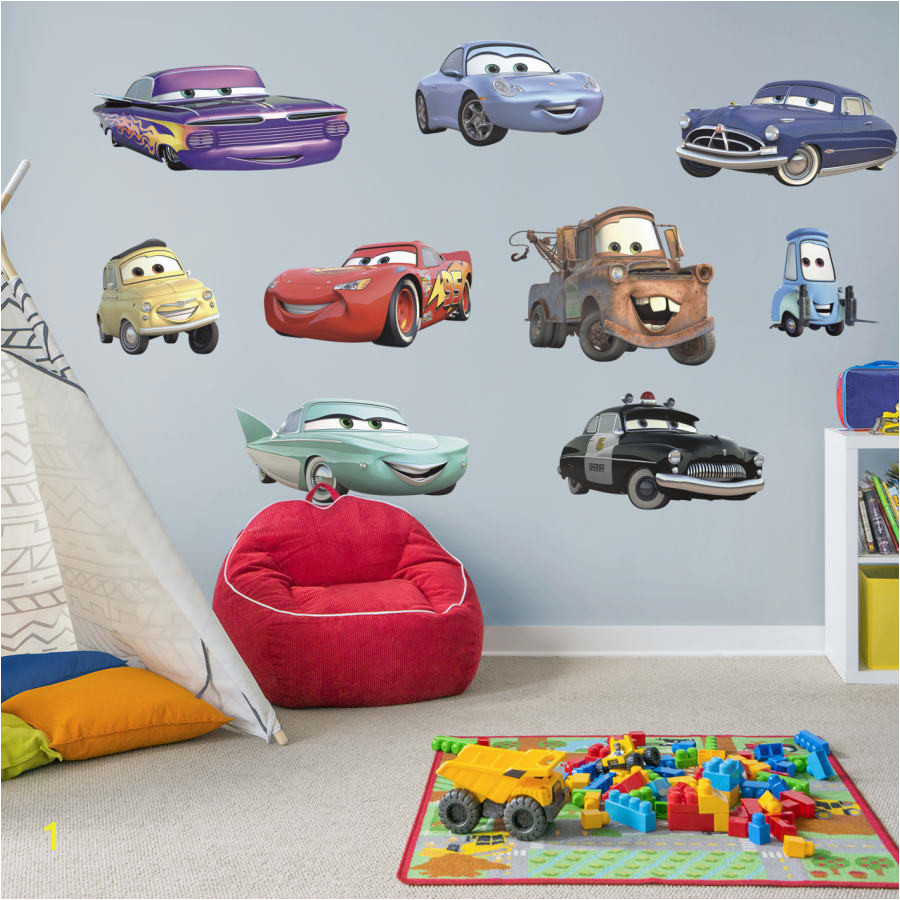 Disney Wall Murals for Sale Cars Collection X Ficially Licensed Disney Pixar