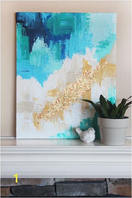 Do It Yourself Wall Murals 13 Creative Diy Abstract Wall Art Projects