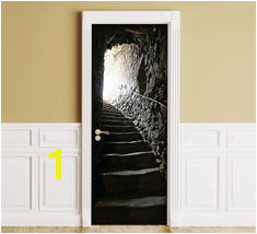 Cellar stairs door peel & stick vinyl When you are looking to spice up your
