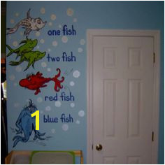 Dr Seuss Playroom Mural by coloryourworldbyana
