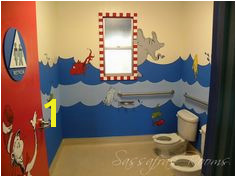 Image detail for Sassafras Rooms DR SEUSS CAT IN THE HAT WALL MURAL Dr Seuss Mural