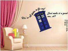 Amazon Doctor Who TARDIS Fathead style Door or Wall Decal Sticker Graphic USA Seller Game Room Ideas Pinterest