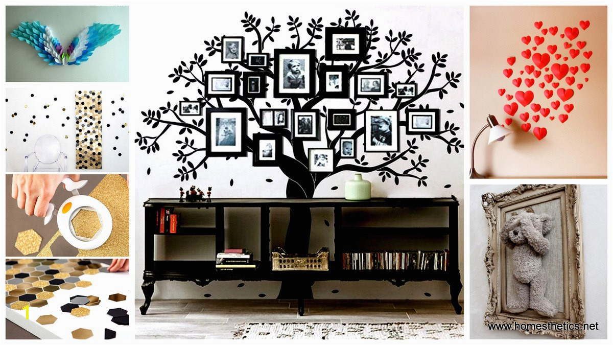 inventive DIY wall art projects