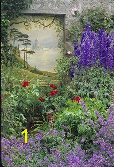 Purple Garden s