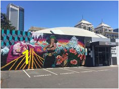 Natty Rebel s new masterpiece is done Created with Chroma Mural Paint at FLAX art & design