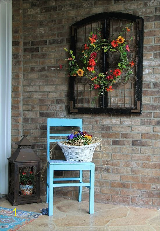 How To Beautify Your House – Outdoor Wall Décor Ideas Interior Design Plants