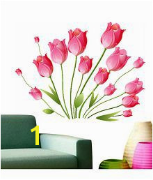 Quick View StickersKart flowers & trees Wooden Brown Wall Stickers