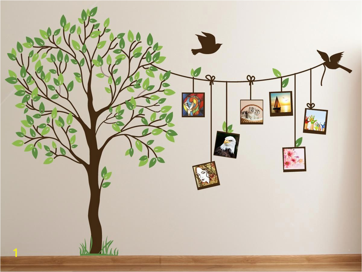 Diy Wall Painting Painting Trees Walls House Painting Tree Wall