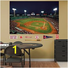 Fenway Park Mural 11 Best Red sox Room Images