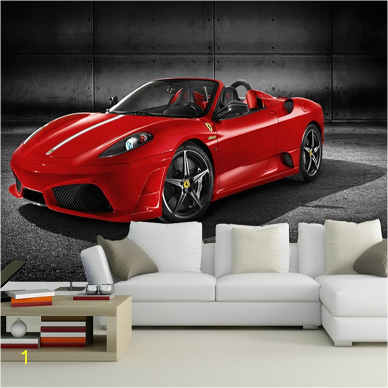 Custom Any Size Car Posters Magazine Sports Cars Mural Wallpaper Bedroom Living Room Sofa Background