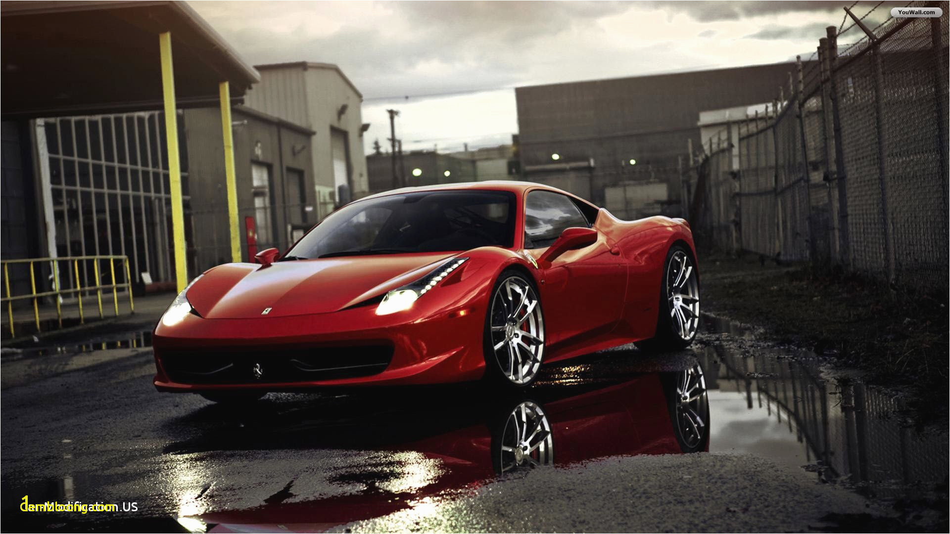 New Ferrari 458 Cars Wallpapers android