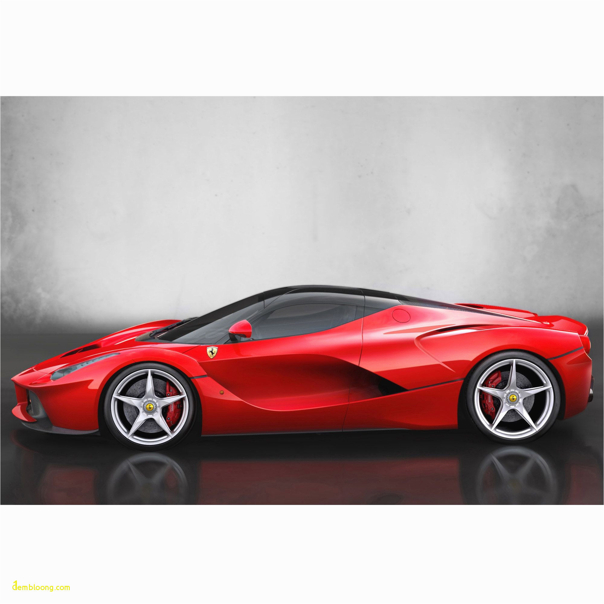 Red Ferrari Car Inspirational Laferrari Model at 1 8 Scale – Exclusive Web Preview Laferrari