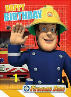 Can t wait for Fireman Sam to arrive from England so I can do my cake