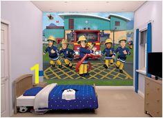 Fireman Sam Wall Mural 28 Best 12 Panel Wallpaper Murals Images