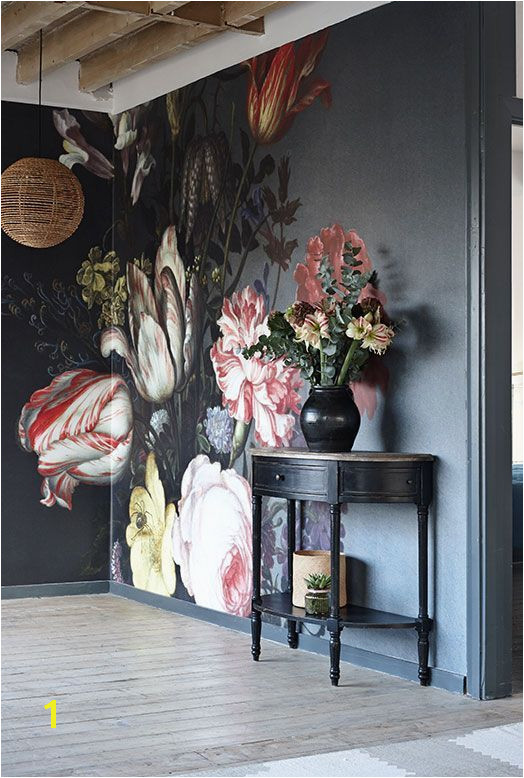 Flower Murals Ideas 3 Home Interior Trends for 2016 Inspiring Spaces