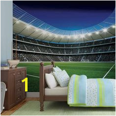 WALL MURAL PHOTO WALLPAPER XXL Football Stadium 324WS