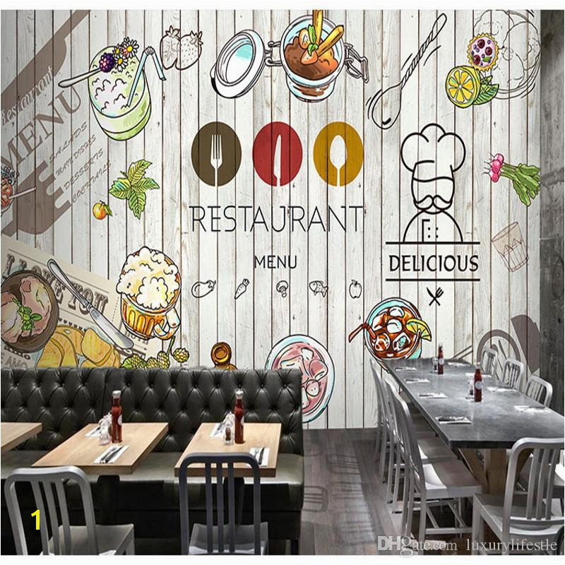 3D Stereo Custom Graffiti Mural Delicacy Leisure Tea Shop Bakery Cafe Living Room Study Room Wallpaper Mural s And Wallpapers s Desktop Wallpaper