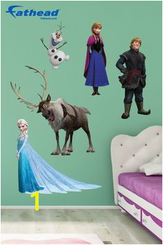 Frozen Collection Giant ficially Licensed Disney Removable Wall Decals