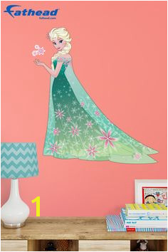 Elsa Frozen Fever X ficially Licensed Disney Removable Wall Decal